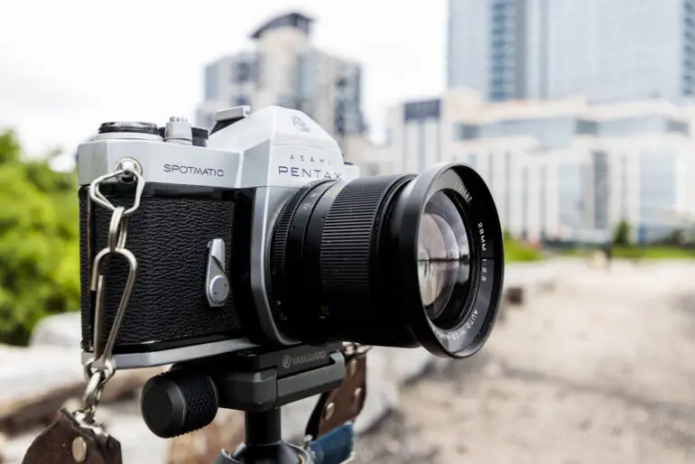 You'll Have Lucid Dreams About This Wonderful Pentax Camera