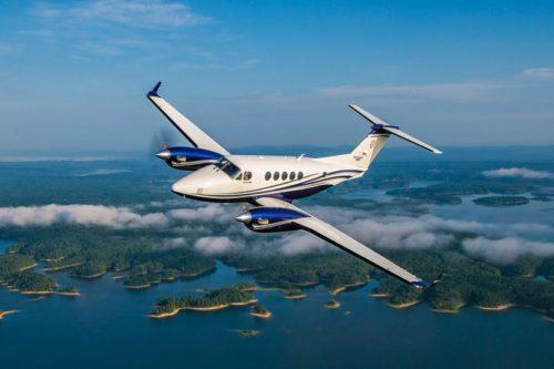 Textron Aviation Announces King Air 260