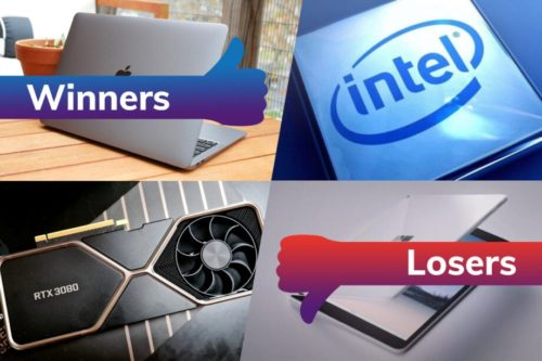 Winners and Losers: Ryzen, Ampere and Apple Silicon duke it out for computing's top slot