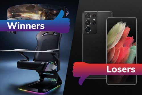 Winners and losers of CES 2021