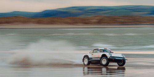 Singer Has Created the Coolest Off-Road Porsche 911 We've Ever Seen