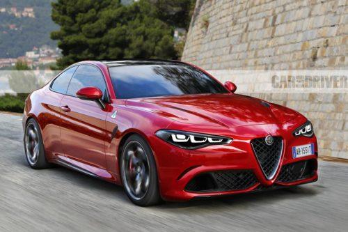 Stunning Alfa Romeo Sedan Unofficial Rendering Imagines BMW 5er Rival