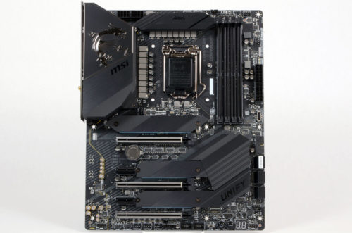 MSI Z490 motherboards will be PCIe 4.0 compatible with a new BIOS update