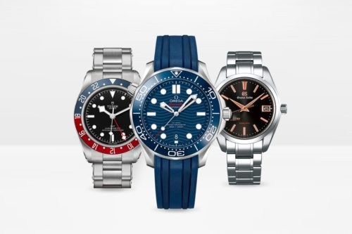 The 10 Best Watches Under $5,000