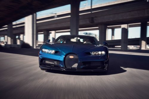 Bugatti Chiron Is Now the Quickest Car We've Ever Tested