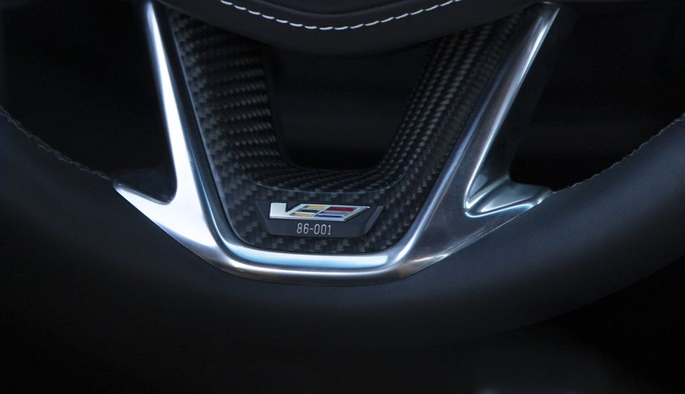 2022 Cadillac V-Series Blackwing Reservation Books Open Feb. 1