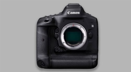 Canon EOS R1 rumored to be coming with next-gen autofocus and key video feature