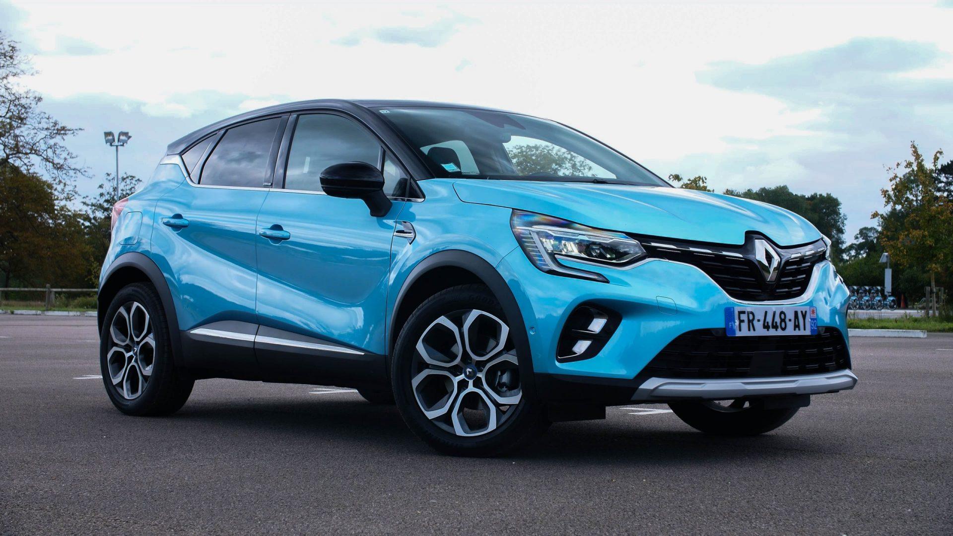 Renault Captur E-Tech hybrid review