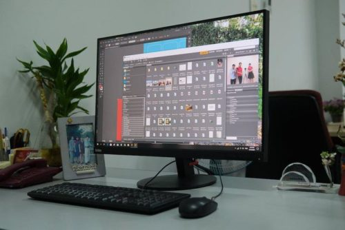 Lenovo ThinkVision S28u-10 4K Monitor Review