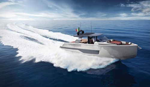 Cranchi A44 first look: This luxury tender taps into several key trends