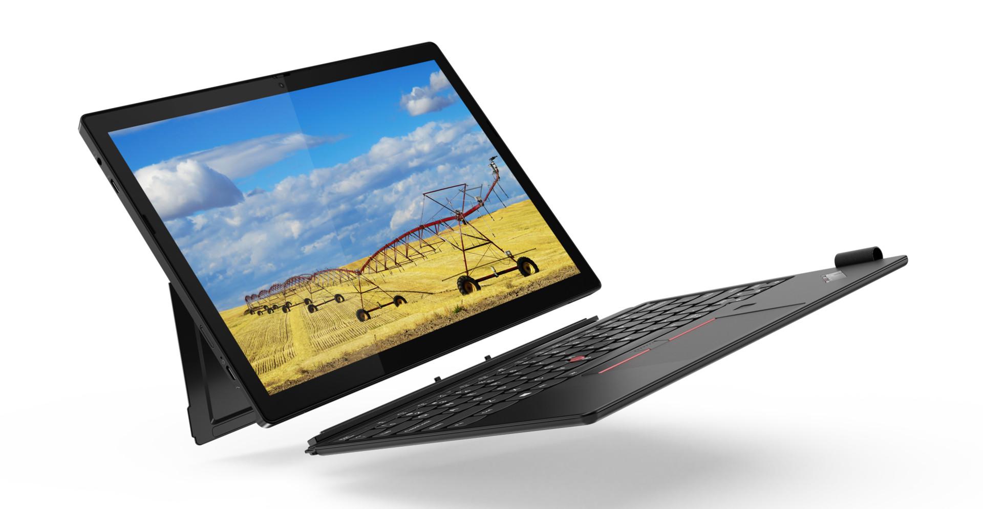 Lenovo ThinkPad X12 2021 tablet/detachable – Surface Pro on steroids