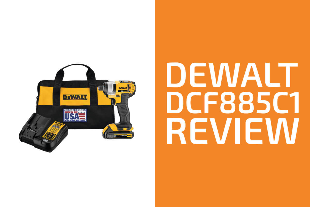 DeWalt DCF885C1 Review: A Good Impact Driver?