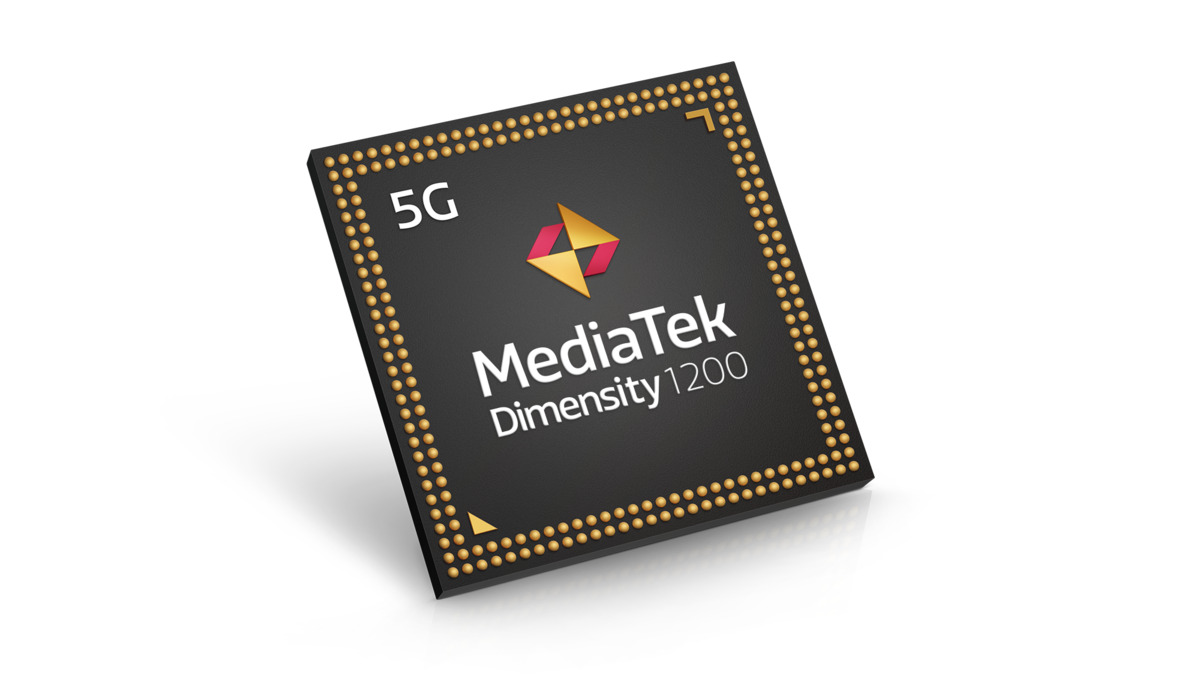 MediaTek's powerful Dimensity 1200 smartphone CPU will challenge Qualcomm