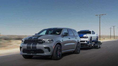 2021 Dodge Durango SRT Hellcat sells out completely