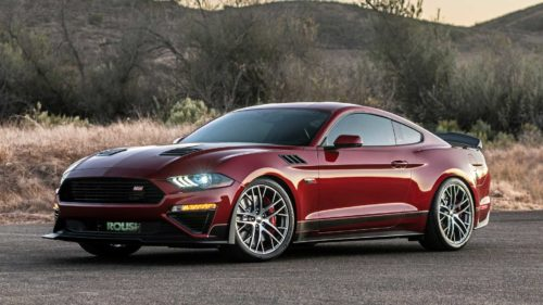 2020 Jack Roush Edition Ford Mustang Review