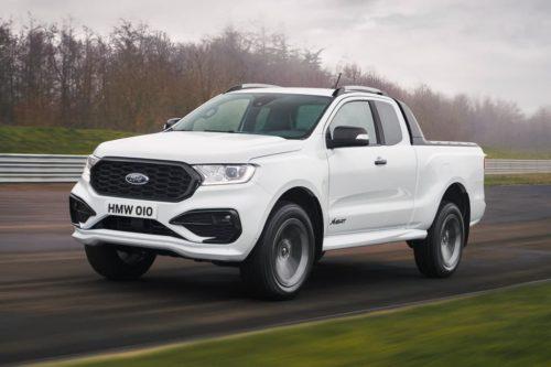 Butch new Ford Ranger MS-RT revealed