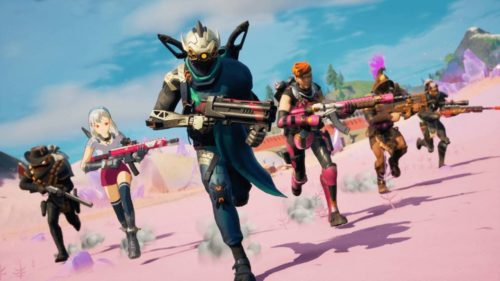 Fortnite update 15.20 confirms incoming Predator skin, adds two new weapons
