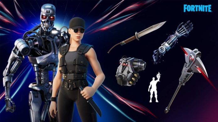 Fortnite Sarah Connor and Terminator skins arrive: Watch the trailer now