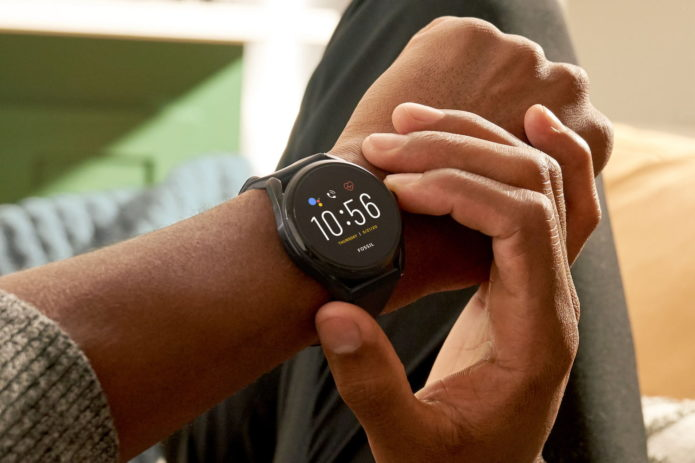 New Fossil Gen 5 LTE smartwatch is its first to work away from your phone