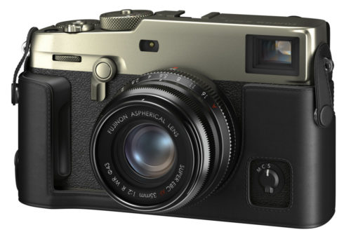 Fujifilm Announces New Firmware Updates for X-T30, X-Pro3 and X100V
