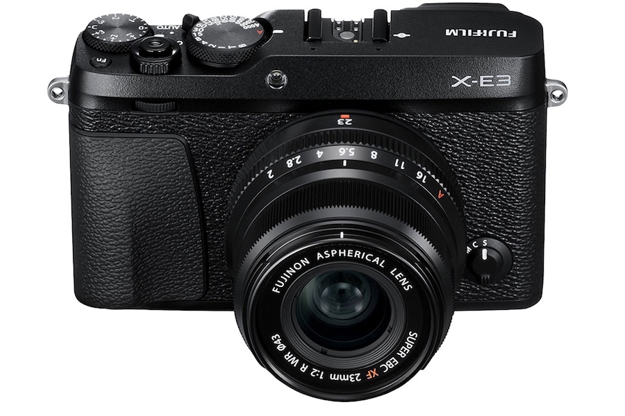 Fujifilm X-E4 Rumored to Feature Same 26.1MP with no IBIS