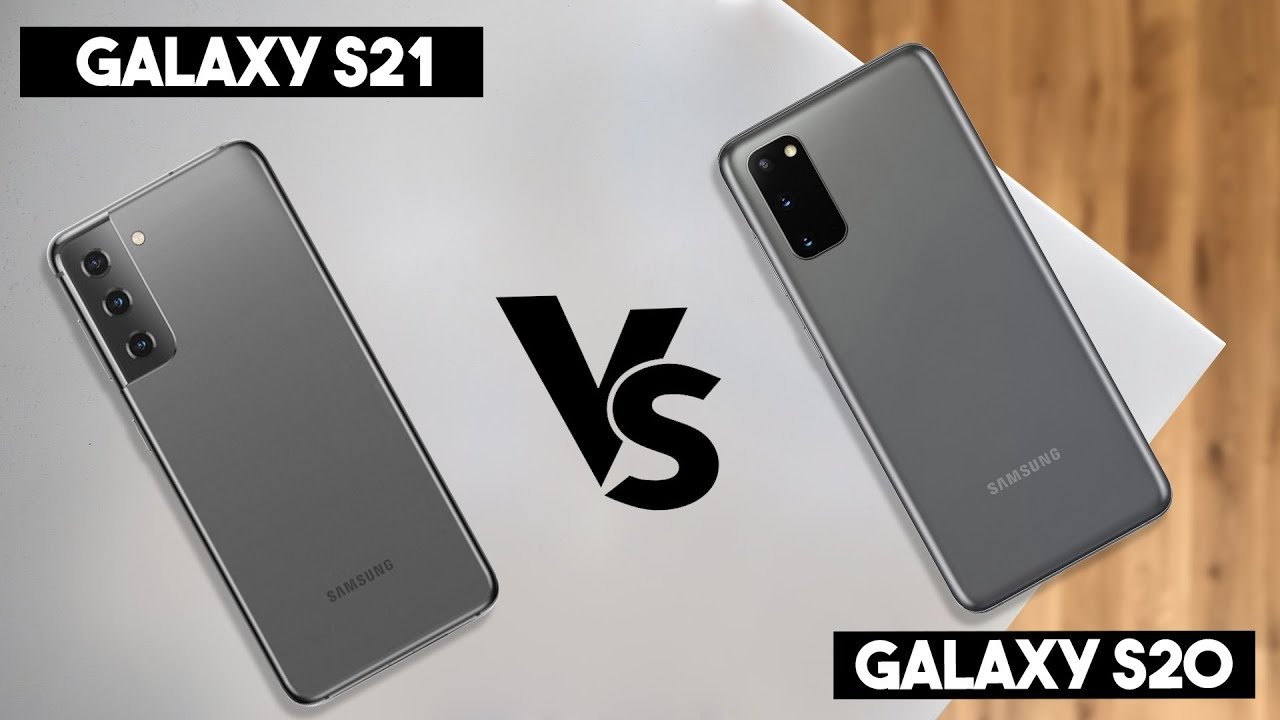 Samsung Galaxy S21 vs Samsung Galaxy S20: What's Different?