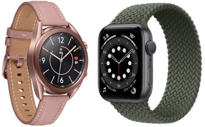 Apple Watch Series 7, Samsung Galaxy Watch 4, and Samsung Galaxy Watch Active 3 could all feature a non-invasive glucose monitor