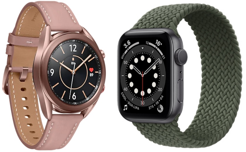 Apple Watch Series 7, Samsung Galaxy Watch 4, and Samsung Galaxy Watch Active 3 could all feature a non-invasive glucose monitor