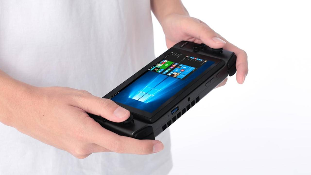 GPD WIN 3 gaming handheld PC mixes old design with new hardware