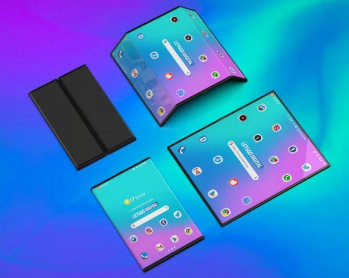 Xiaomi Folding Screen Phones Patents Released: 7 Design Patents
