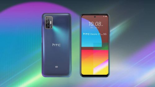 HTC Desire 21 Pro 5G is HTC's attempt to start 2021 right