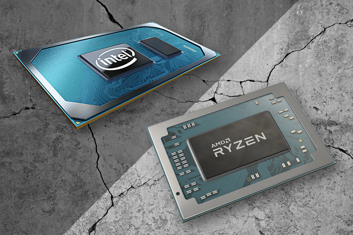 Core i7 vs. Ryzen 4000: Which mobile CPU is fastest in Photoshop, Premiere and Lightroom