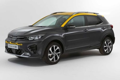 New Kia Stonic gets 'old' safety rating