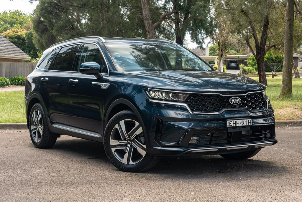 2021 Kia Sorento Sport+ Diesel DCT Review: Road Test
