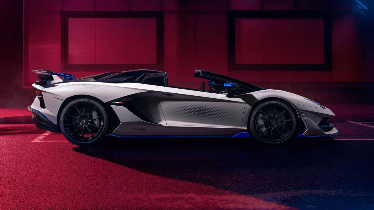 Lamborghini's Ad Personam studio is off to a roaring start