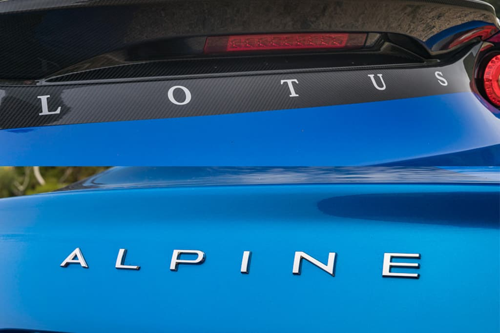 Lotus and Alpine to co-develop EV sports car