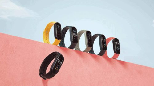 Xiaomi Mi Band 6 could almost be an Alexa smartwatch