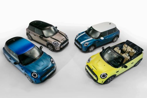 New MINI Hatch and Convertible revealed