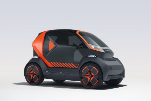 Renault launches new Mobilize car-sharing brand
