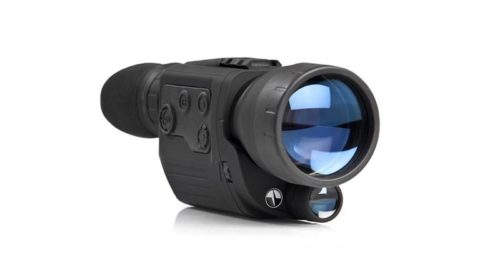 How do Night Vision Optics work?
