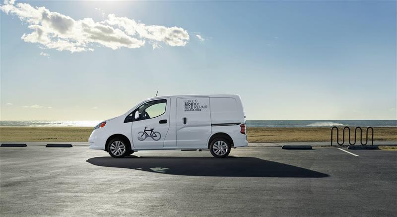 2021 Nissan NV200 Review