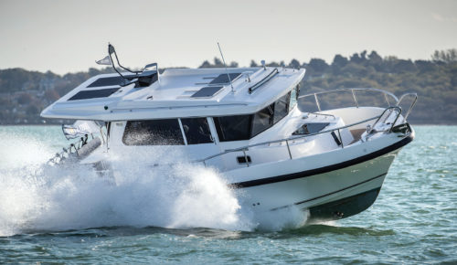 Nord Star 31+ review: This SUV of the seas really packs a punch