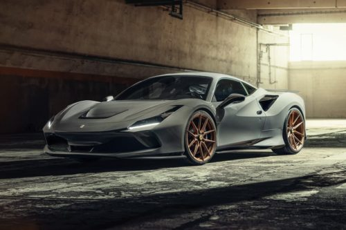 Ferrari F8 Tributo boosted to 590kW