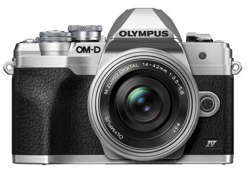 New Olympus OM-D E-M10 Mark IV Reviews