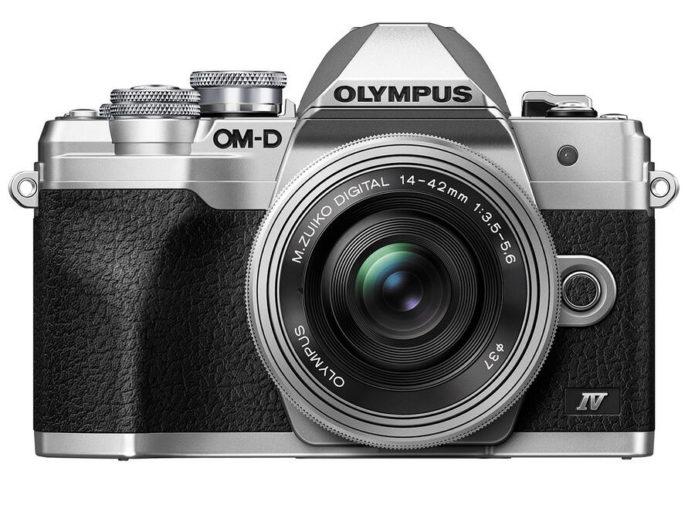 New Olympus OM-D E-M10 Mark IV Reviews