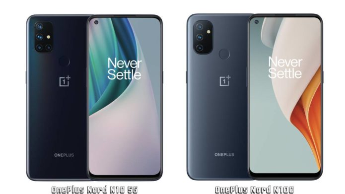 OnePlus Nord N10 5G and Nord N100 get a US release date