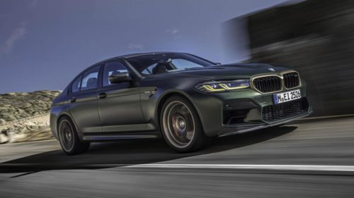 2022 BMW M5 CS: Meet the fastest and most potent M car