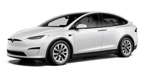 2021 Tesla Model X Plaid: Three motors, a thousand horsepower, and a yoke