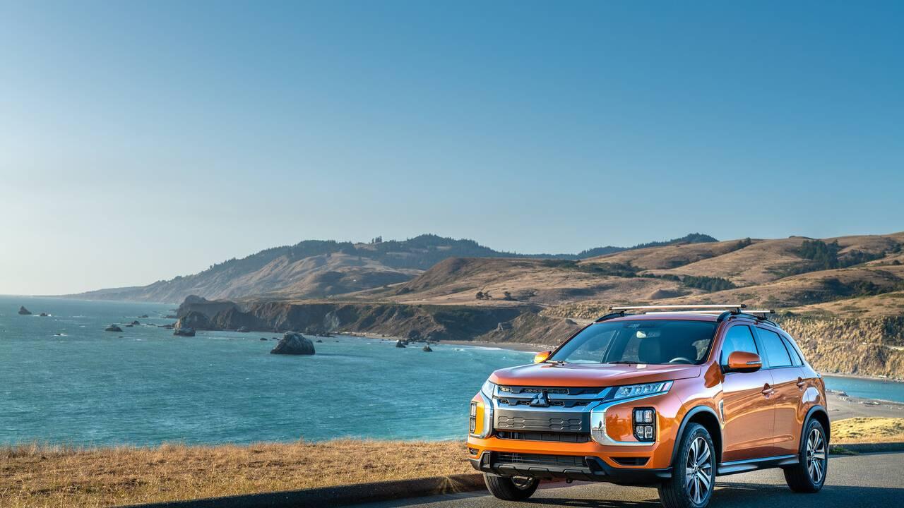 2021 Mitsubishi Outlander Sport: Base prices start at $20,995