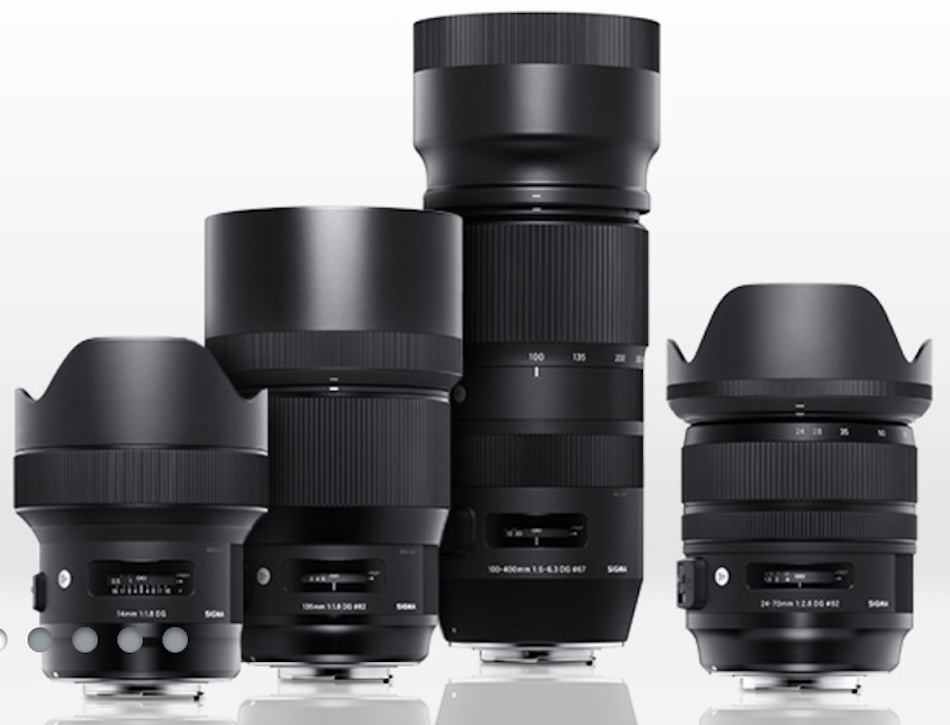 "Sigma Lenses for RF/Z Mount Lenses are a ""Possibility"""